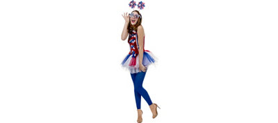 Womens Patriotic Ultimate Accessory Kit