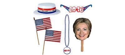 Hillary Clinton Accessory Kit