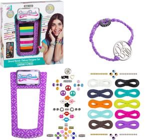 Purple Strand Bands Deluxe Designer Set 112pc