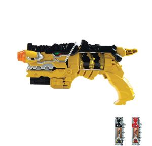 Light-Up Power Rangers Dino Charge Morpher with Sound Effect