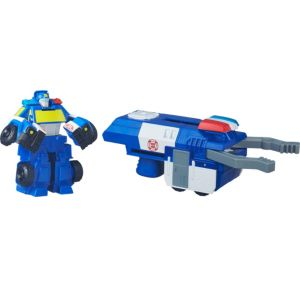 Rescue Bots Capture Claw Chase Playset 2pc - Transformers