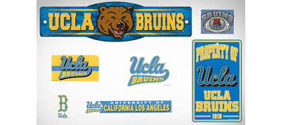 UCLA Bruins Dorm Room Kit