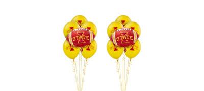 Iowa State Cyclones Balloon Kit