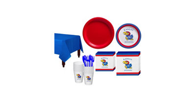 Kansas Jayhawks Basic Fan Kit