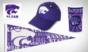 Kansas State Wildcats Collegiate Care Package
