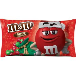 Milk Chocolate Christmas M&M's 375ct