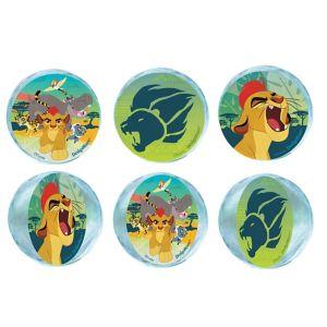 Lion Guard Bounce Balls 6ct