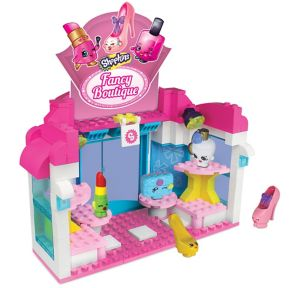Fancy Boutique Shopkins Playset 174pc
