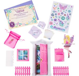 Luna Opening Fairy Door Playset 18pc