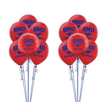 SMU Mustangs Balloon Kit