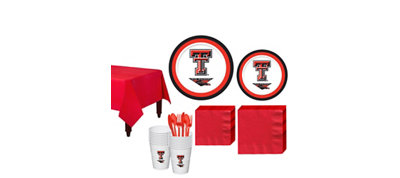 Texas Tech Red Raiders Basic Fan Kit