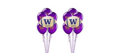Washington Huskies Balloon Kit