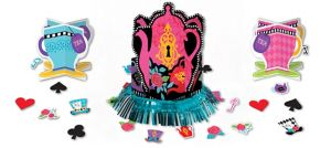 Mad Tea Party Table Decorating Kit 23pc
