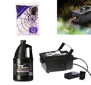 Fog Machine Halloween Kit
