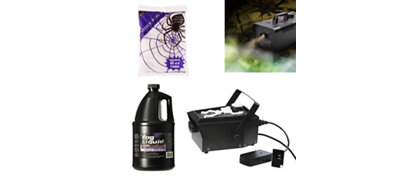 Fog Machine Halloween Kit