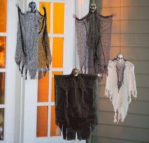 Scary Hanging Super Decorating Kit