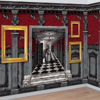 Haunted House Scene Setter Kit