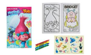 Trolls Activity Kit