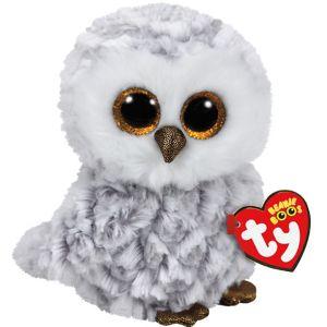Owlette Beanie Boo Owl Plush
