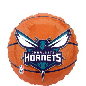 Charlotte Hornets Balloon - Basketball