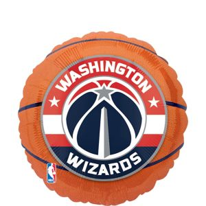 Washington Wizards Balloon - Basketball