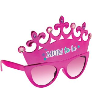 Mom-to-Be Tiara Sunglasses