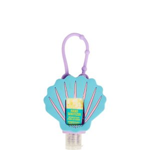 Seashell Hand Sanitizer with Holder