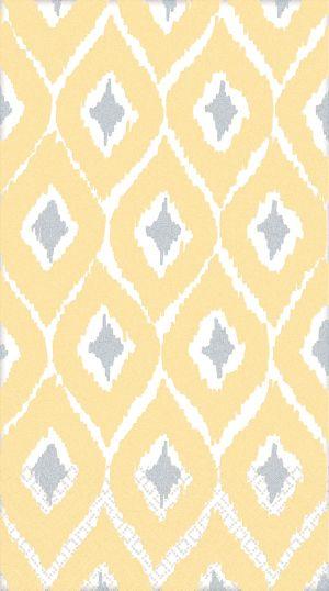 Cream & Silver Ikat Guest Towels 16ct