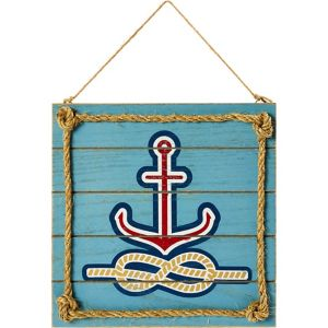 Nautical Anchor Sign