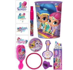 Shimmer and Shine Super Favor Kit for 8 Guests