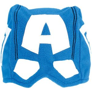 Child Captain America Mask Hat
