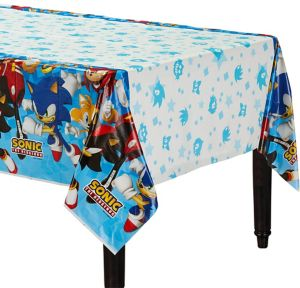 Sonic the Hedgehog Table Cover