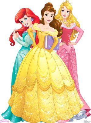 Disney Princess Life-Size Cardboard Cutout