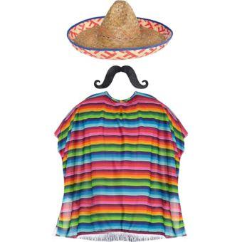 Adult Sombrero Fiesta Costume