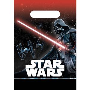 Star Wars Favor Bags 8ct
