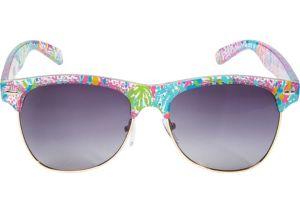 Colorful Coral Sunglasses