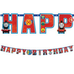 Thomas the Tank Engine Birthday Banner Kit