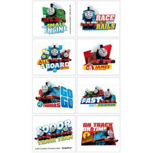 Thomas the Tank Engine Tattoos 1 Sheet