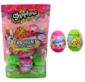 Shopkins Candy-Filled Easter Eggs 16ct