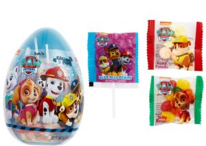 Giant PAW Patrol Candy-Filled Easter Egg