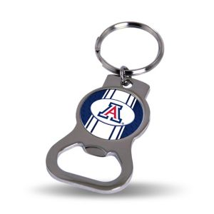Arizona Wildcats Bottle Opener Keychain