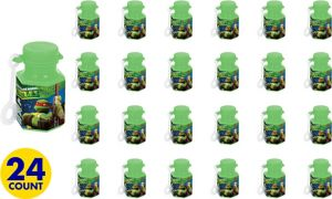 Teenage Mutant Ninja Turtles Mini Bubbles 24ct
