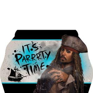 Pirates of the Caribbean Invitations 8ct