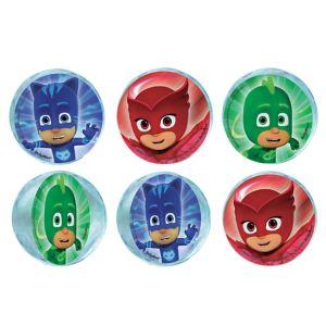 PJ Masks Bounce Balls 6ct