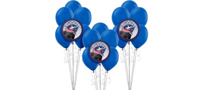 Columbus Blue Jackets Balloon Kit