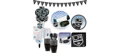 Los Angeles Kings Super Party Kit for 16 Guests