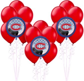 Montreal Canadiens Balloon Kit