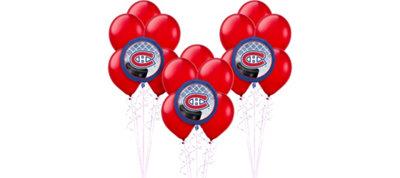 Montreal Canadiens Balloon Kit