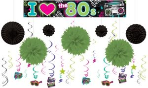 Totally 80s Super Decorating Kit