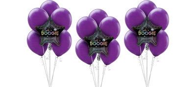 Disco 70s Balloon Kit